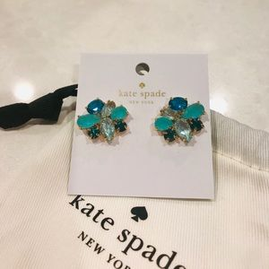 Kate Spade ♠️ Cluster Earrings